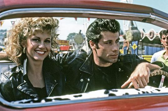 Jako Danny a Sandy ve filmu z roku 1978