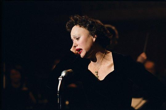 Marion Cotillard ve filmu Edith Piaf