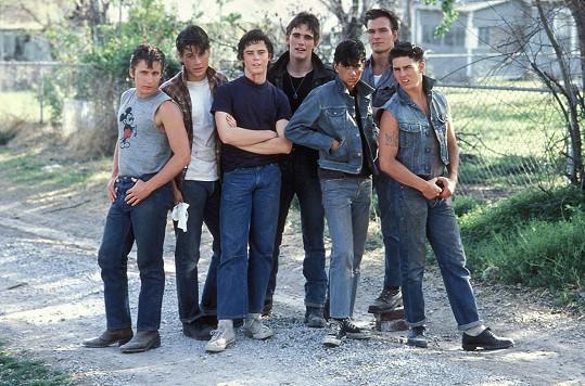 V roce 1983 se proslavil ve filmu Ztracenci, kde si zahrál po boku Patricka Swayzeho, Matta Dillona, Toma Cruise či Emilia Esteveze.