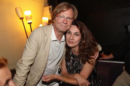 S exmanželkou Natašou