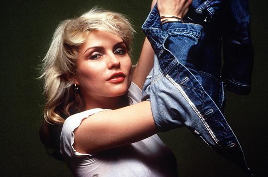 Z Debbie Harry byl svého času hudební sexsymbol.