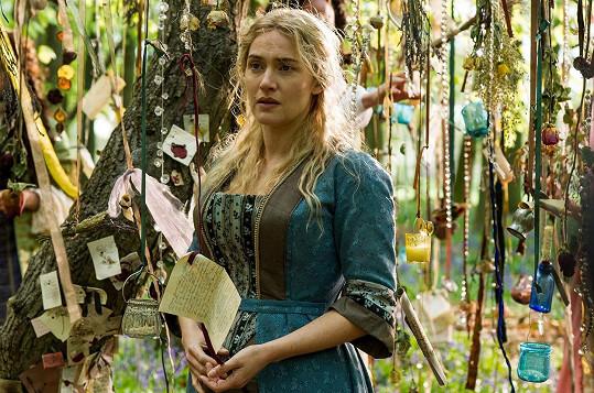 Ve filmu Králova zahradnice oblékla krásné dobové kostýmy.