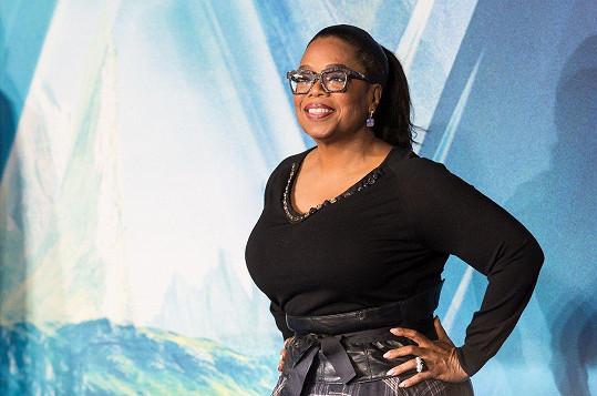 Oprah Winfrey byla jako dítě opakovaně znásilňována.