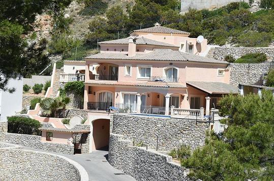 Vila na Mallorce je investicí Brada Pitta.