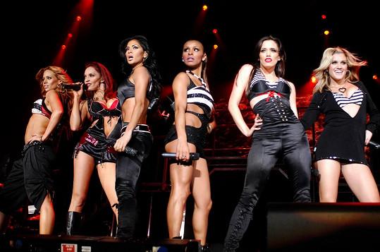 Pussycat Dolls v celé kráse v roce 2006...
