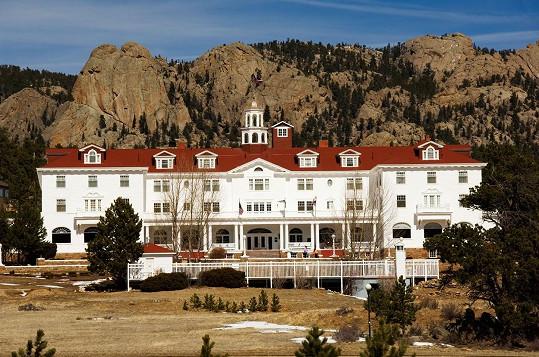 Hotel Stanley inspiroval i Stephena Kinga.