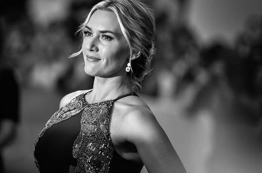 Kate Winslet v Torontu