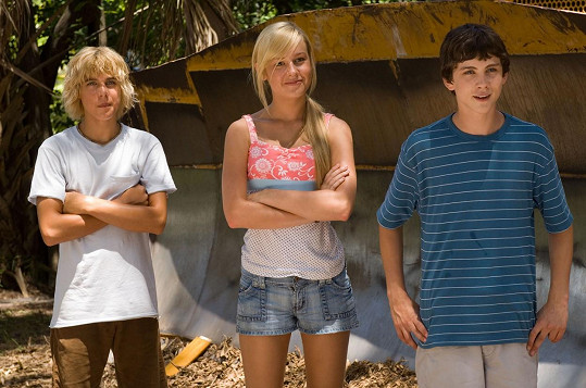 Brie Larson ve filmu Soví houkání (2006)