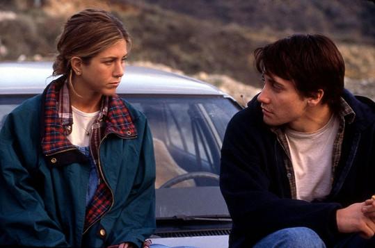Jake Gyllenhaal a Jennifer Aniston si střihli milostné scény v dramatu Hodná holka.