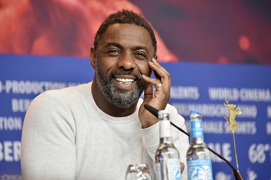 Idris Elba se stal nejvíc sexy mužem planety.