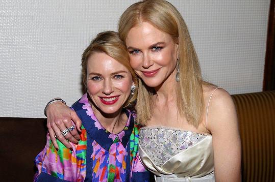 Nicole Kidman & Naomi Watts