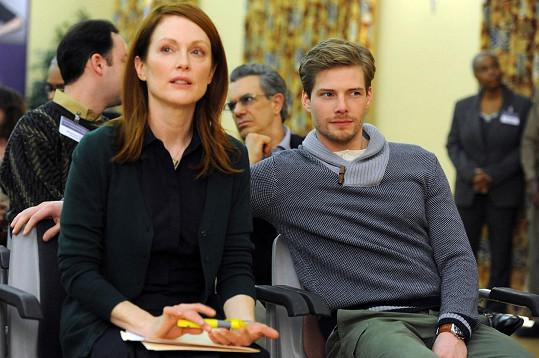 Ve filmu Pořád jsem to já si Hunter zahrál syna Oscarem oceněné Julianne Moore.