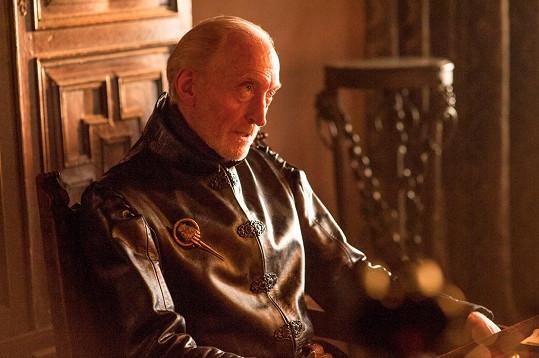 Jako Tywin Lannister ve Hře o trůny byl legendární.