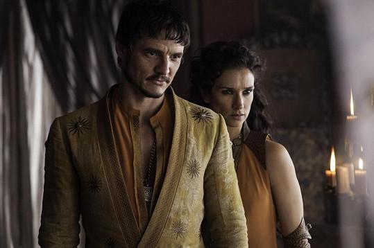 Se seriálovým milencem, princem Oberynem Martellem