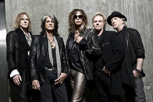 Legendární Aerosmith