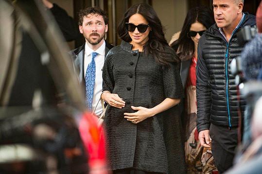 Vévodkyně si udělala výlet do New Yorku.