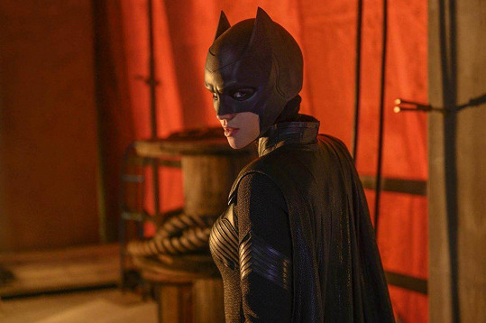 Ruby Rose jako Kate Kane aka Batwoman