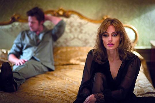 Snímek U moře (2015) byl údajně odrazem jejich manželské krize.