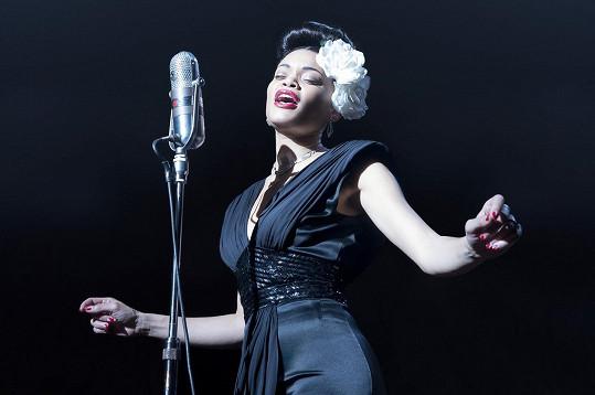 Roli Billie v novém snímku získala zpěvačka Andra Day.