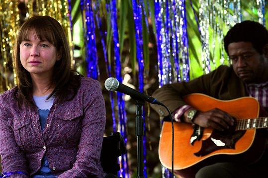 Píseň mého srdce odehrála na invalidním vozíku.