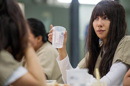 Jackie jako Marisol Gonzales v seriálu Orange Is The New Black.