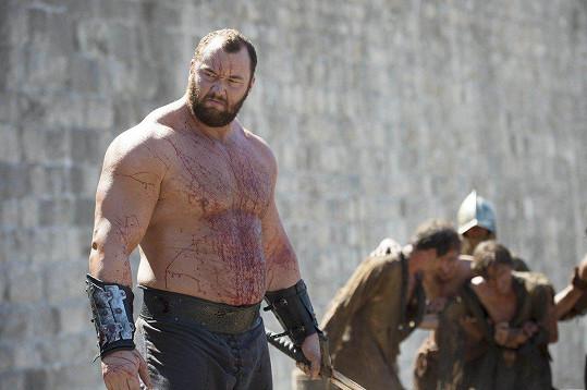 Fanoušci Hry o trůny ho znají jako Gregora Clegana alias Horu.