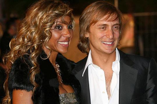 Guetta byl 22 let ženatý s Cathy, se kterou se v roce 2014 rozvedl.