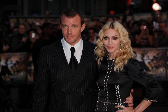 Kvůli dovolené se prý nepohodla s bývalým manželem Guyem Ritchiem.