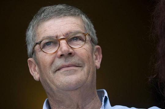 Olivier de Funès (67) je dnes dopravním pilotem u Air France.