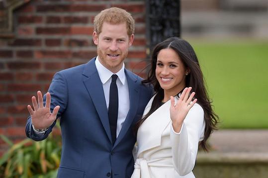 Meghan našla štěstí také až ve druhém manželství s princem Harrym.