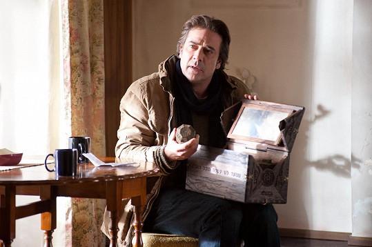 Jeffrey Dean Morgan změnil po natáčení filmu Kletba z temnot názor na paranormální jevy.