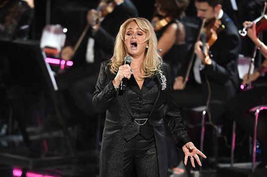 Bonnie Tyler přijede do Česka.