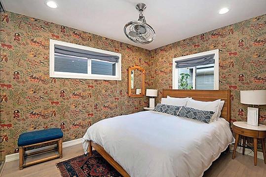 Každý pokoj má jiný styl.
