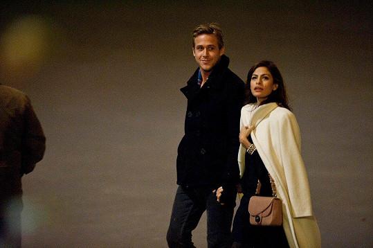 Eva Mendes a Ryan Gosling si přísně střeží soukromí.