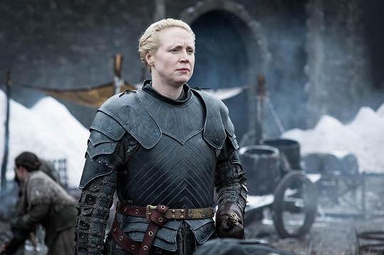 Jako Brienne z Tarthu ve Hře o trůny