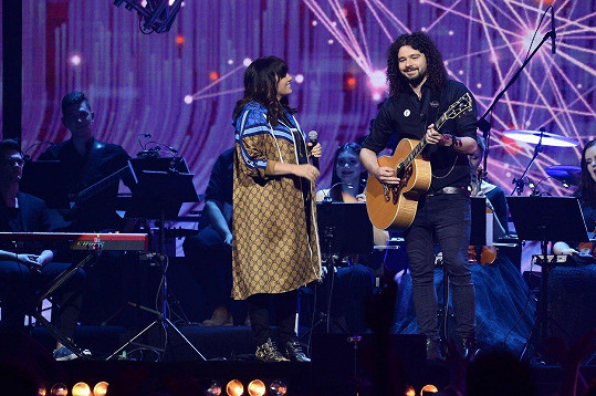 Ewa Farna a Martin Chobot to rozjeli na koncertě.