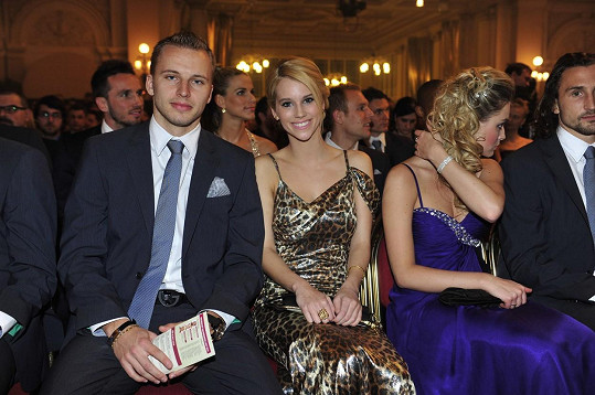 Novotná dříve chodila například s Michalem Kadlecem.