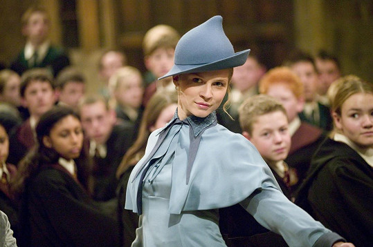 Poésy jako Fleur Delacour v Harrym Potterovi