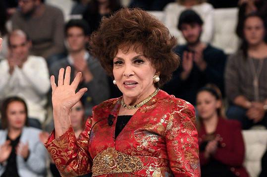 Už je jí 91 let.