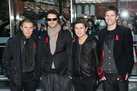 Po vyhození Robbieho Williamse se v roce 2005 vrátili už jen ve čtyřech.