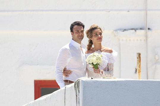Ana Beatriz Barros a Karim El Chiaty