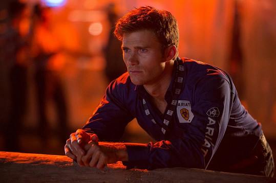 Scott Eastwood momentálně natáčí film The Longest Ride.