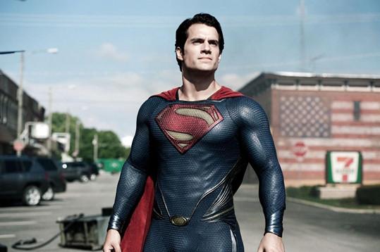 Jako Superman v Muži z oceli