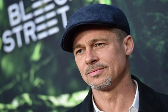 Brad Pitt si ve filmu Ztracené město Z nakonec nezahrál.