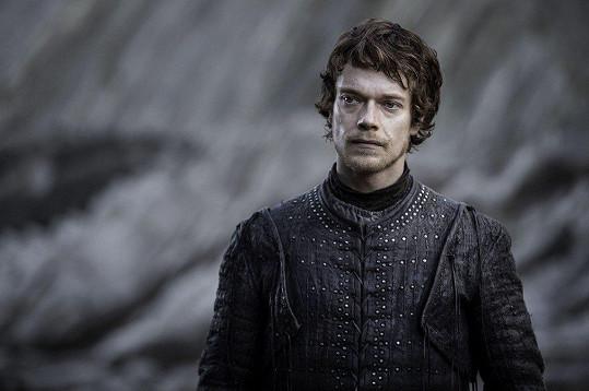 Postava Theona Greyjoye to ve Hře o trůny neměla jednoduché.