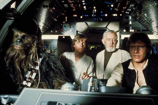 Jako Chewbacca se má objevit i v nejnovějším pokračování.