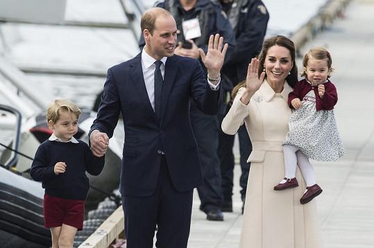 Princ George a princezna Charlotte by na tetině svatbě rozhodně neměli chybět...