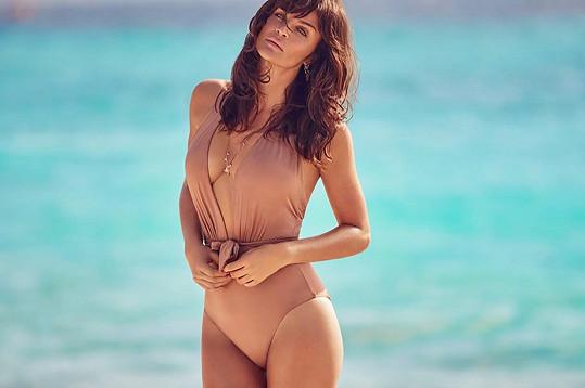 Helena Christensen se věnuje modelingu dodnes