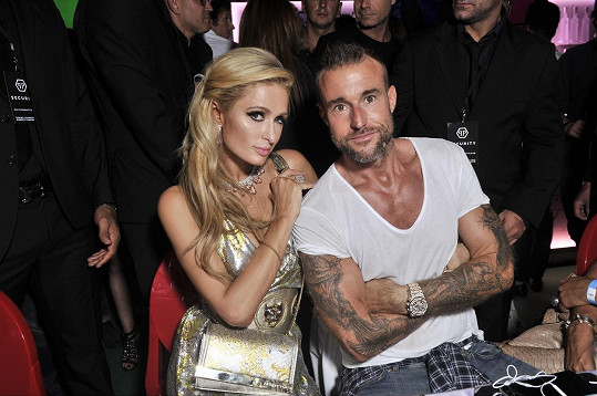 Paris Hilton s Philippem Pleinem