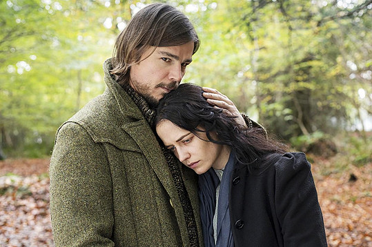 Josh Hartnett s Evou Green v seriálu Penny Dreadful